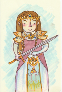 Princess Zelda, Legend of Zelda