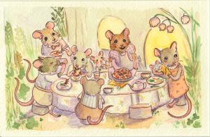 Mouse Celebr